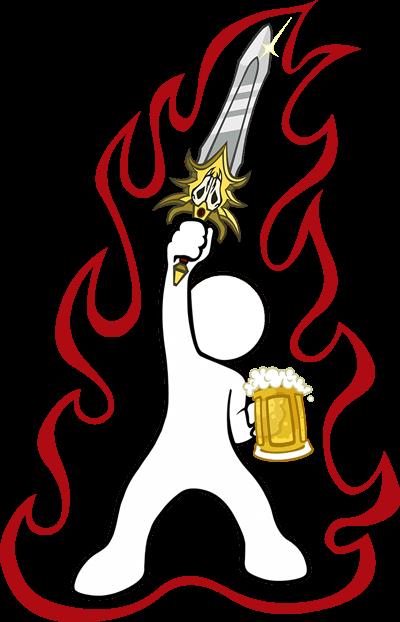 Endgame Mascot